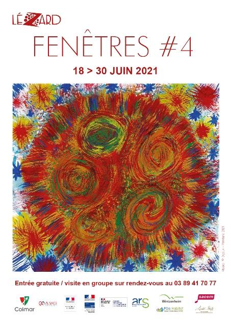 affiche exposition fenetres 2021
